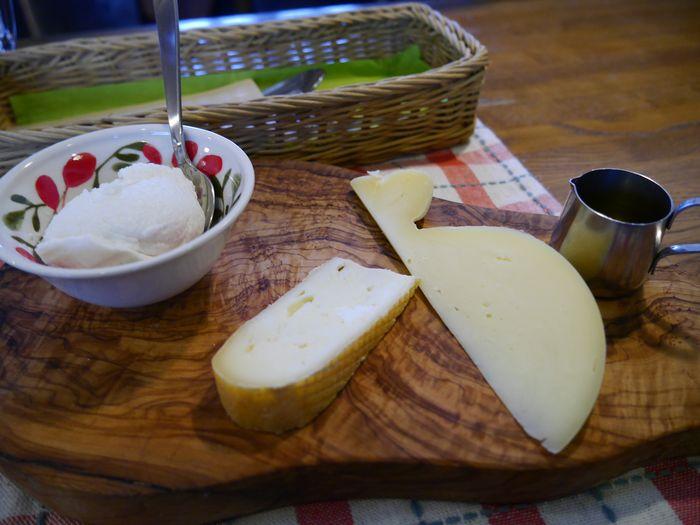 チーズ、足湯 (32)