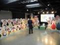 えとたま展 展示2
