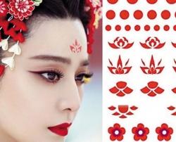 花鈿2(インド舞踊家マユリ・ユキコの日記より)