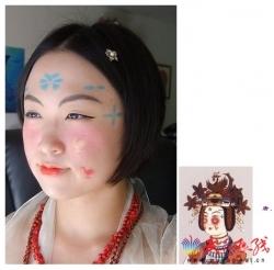 花鈿5(インド舞踊家マユリ・ユキコの日記より)