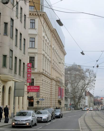 1 ウィーンの宿泊ホテル