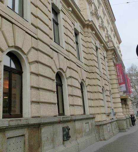 2 ウィーンの宿泊ホテル