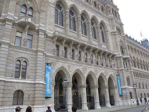 1 ウィーン市庁舎