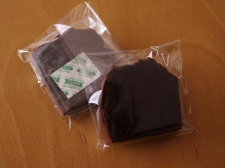 ダブルチョコレートのパウンドケーキ02