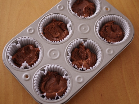スモアのチョコレートケーキ03