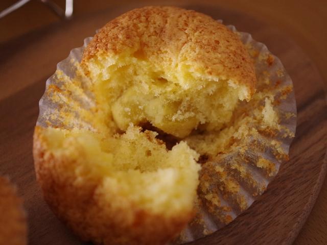 栗の甘露煮まるごと簡単はちみつカップケーキ04