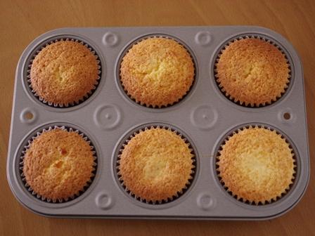 栗の甘露煮まるごと簡単はちみつカップケーキ03
