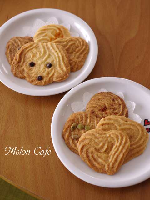 ホットケーキミックスで作る絞りクッキー05