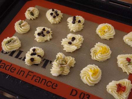 ホットケーキミックスで作る絞りクッキー04