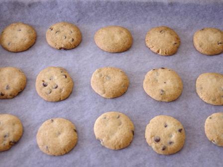 母の日のチョコチップクッキー03