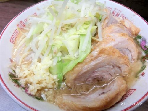 ラーメン二郎 横浜関内店_04