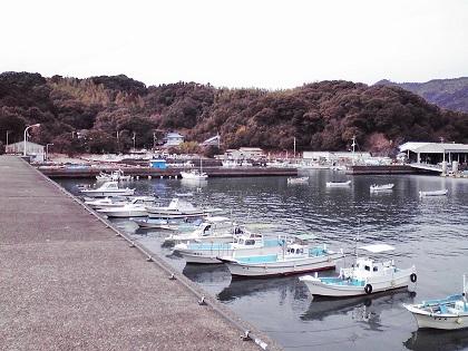 20150106牟岐西港2