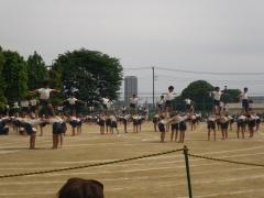 15小学校運動会8