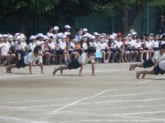 15組体操1