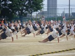 15組体操2