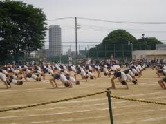 15組体操6