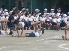 15組体操7