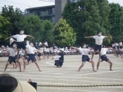 15組体操10