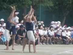 15組体操8