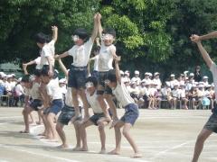 15組体操15