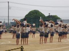 15組体操12
