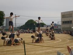 15組体操16