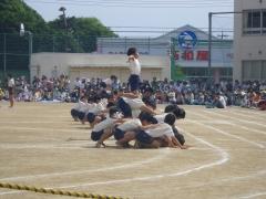 15組体操19