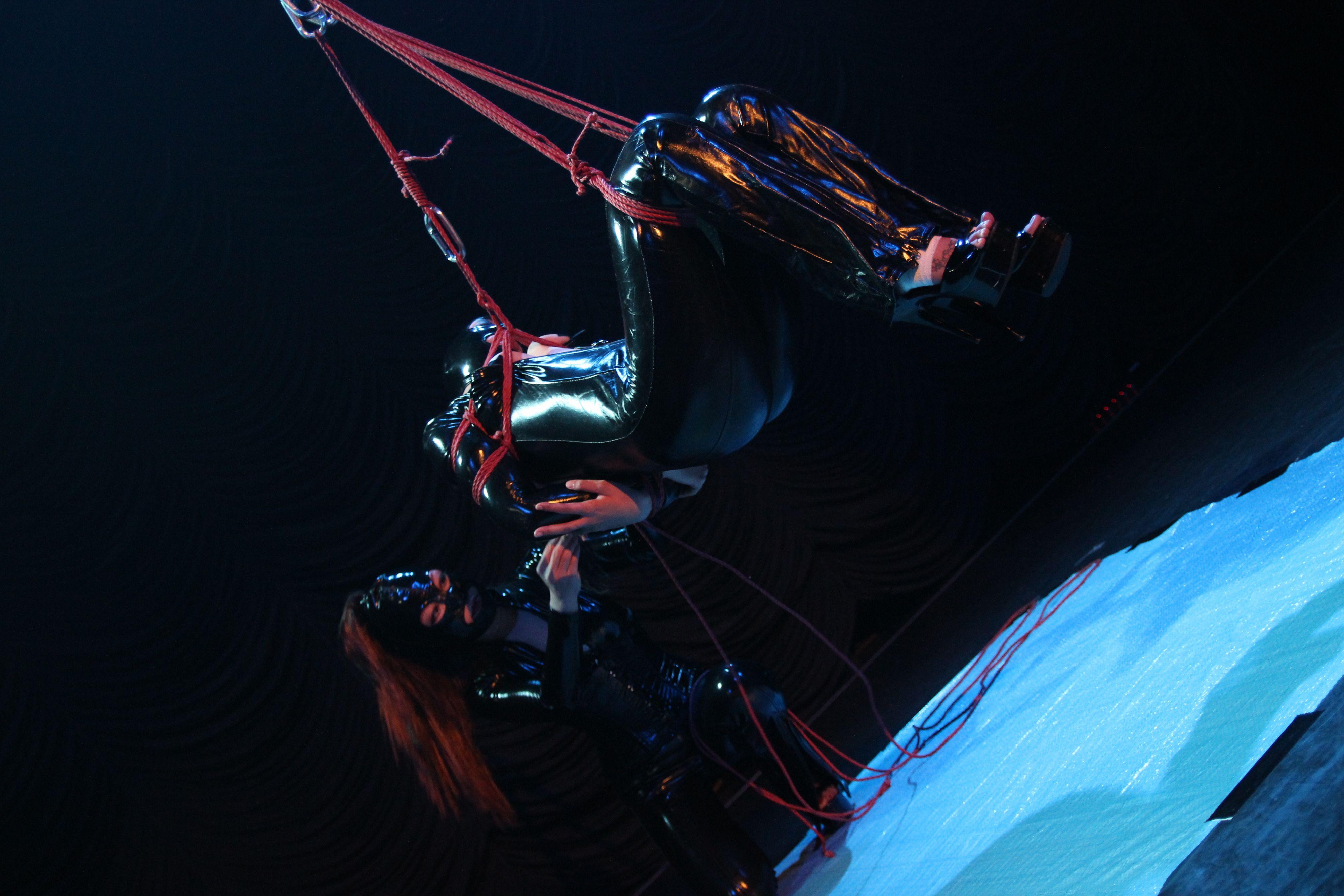 デパートメントH 2099@鶯谷東京キネマ倶楽部 2015年2月~Fersh bar Dolce 薫女王様&彼恋嬢によるラバー&緊縛ショー~