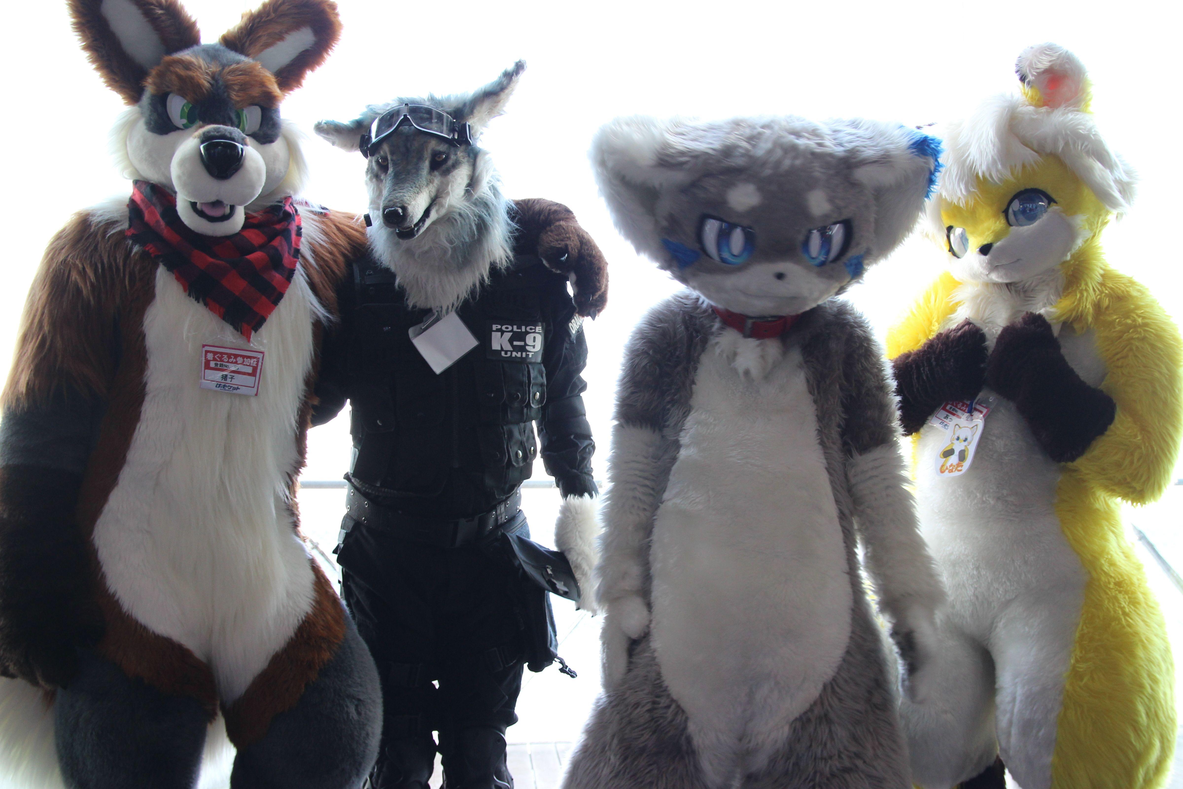 けもケット4@横浜大さん橋ホール~動物・獣人・ドラゴン・マスコット・版権・創作を含むケモノオンリーイベント