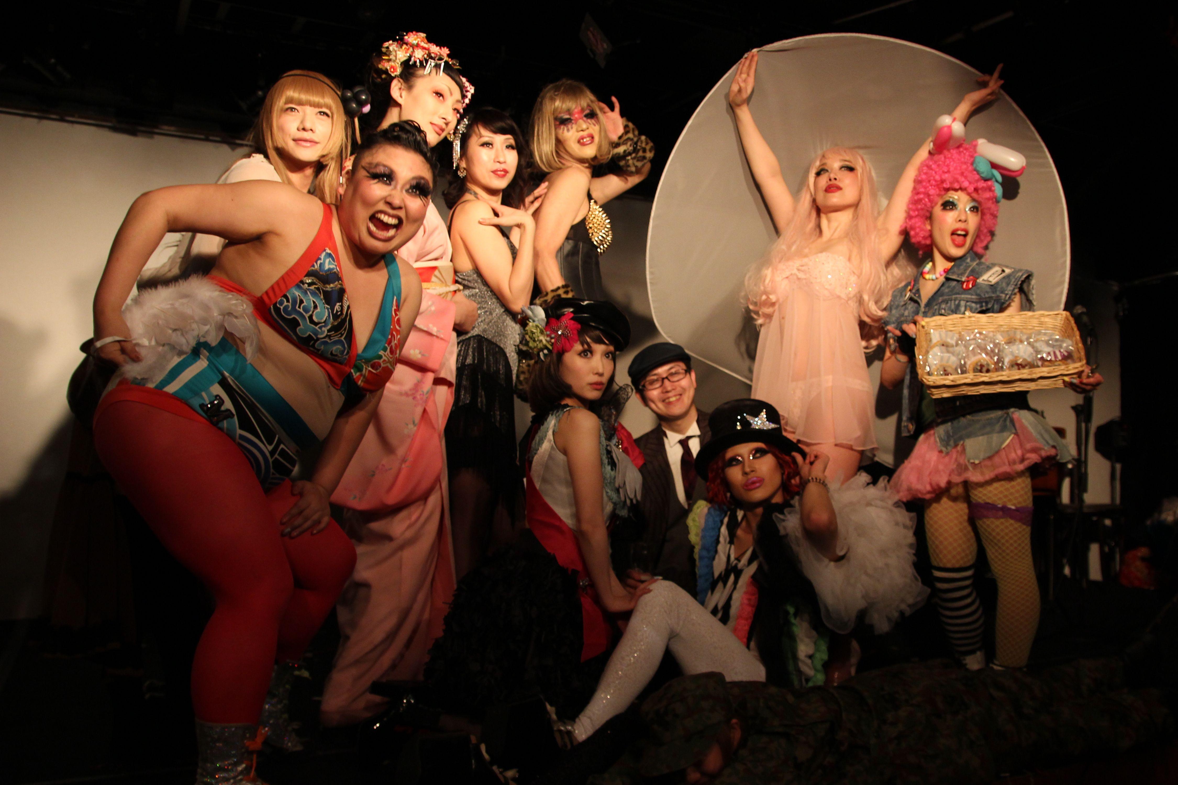 魔女界Ⅶ@渋谷サラヴァ東京~超☆個性派の表現者が集う、愛と美と笑いのエンターテイメント!