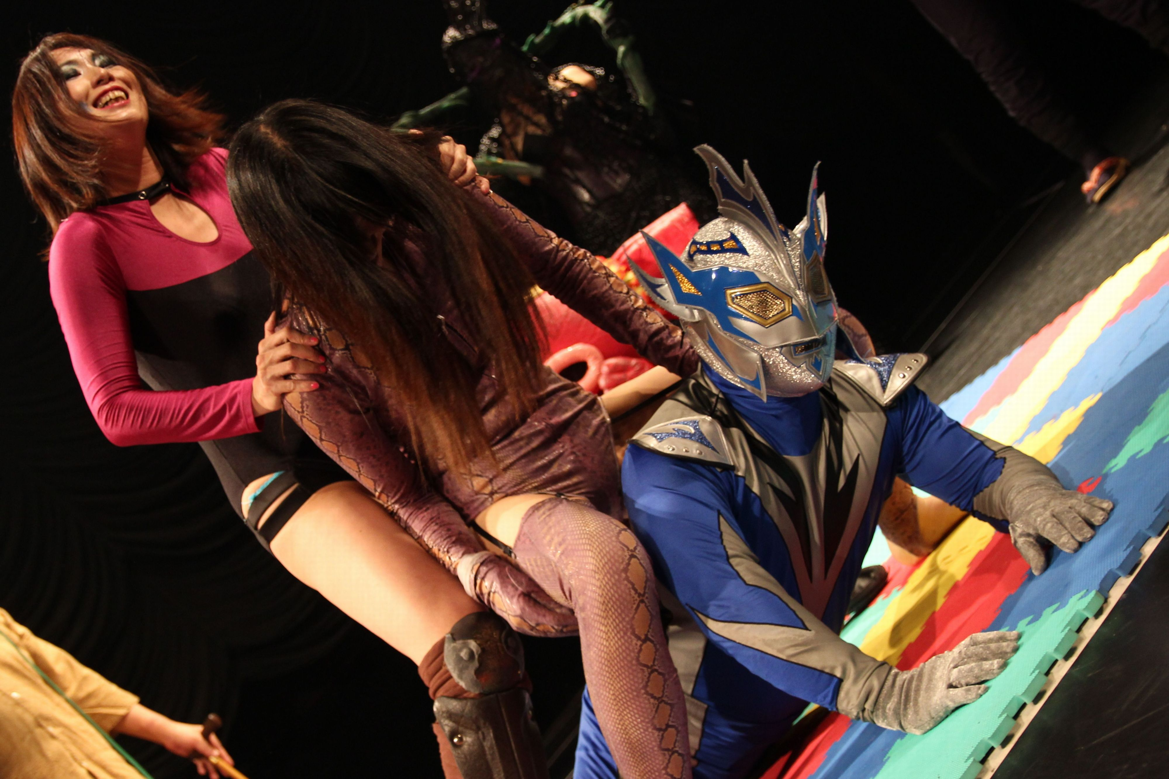 デパートメントH 2099@鶯谷東京キネマ倶楽部 2015年6月~中野貴雄監督のキャットファイト~