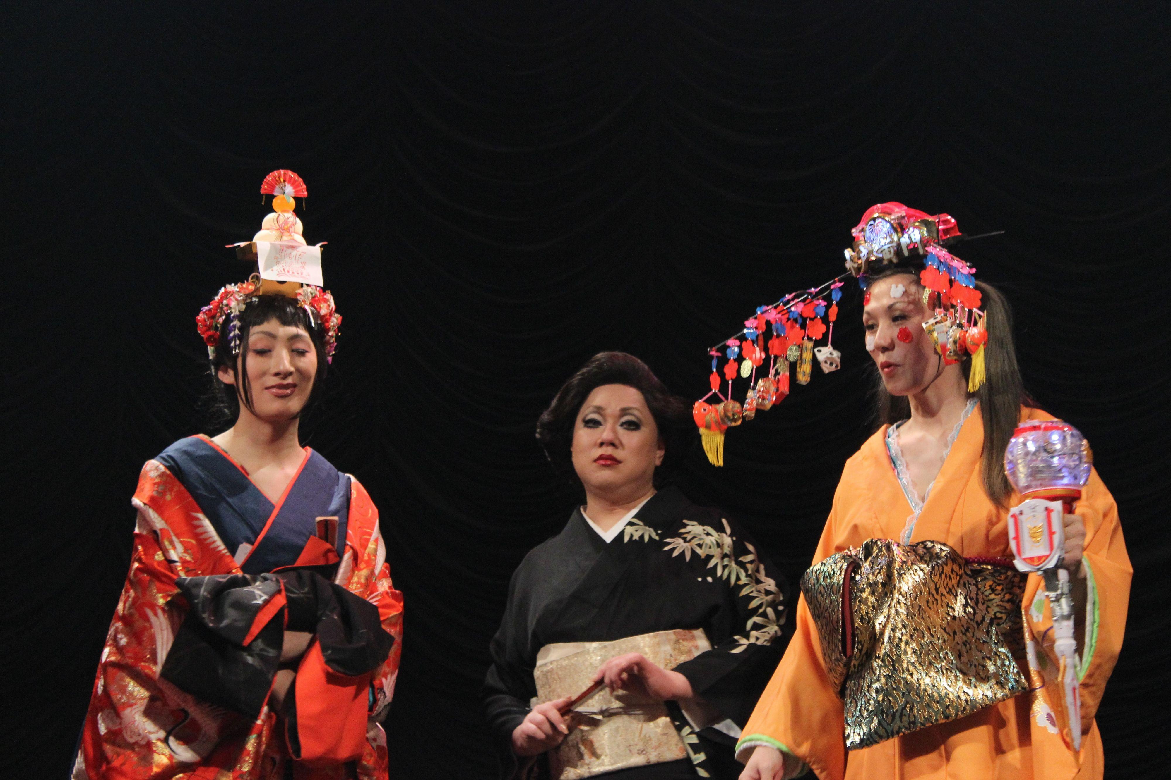 デパートメントH 2099@鶯谷東京キネマ倶楽部 2015年1月~新年最初のアングラパーリーで「明けましておめでとうございます!」