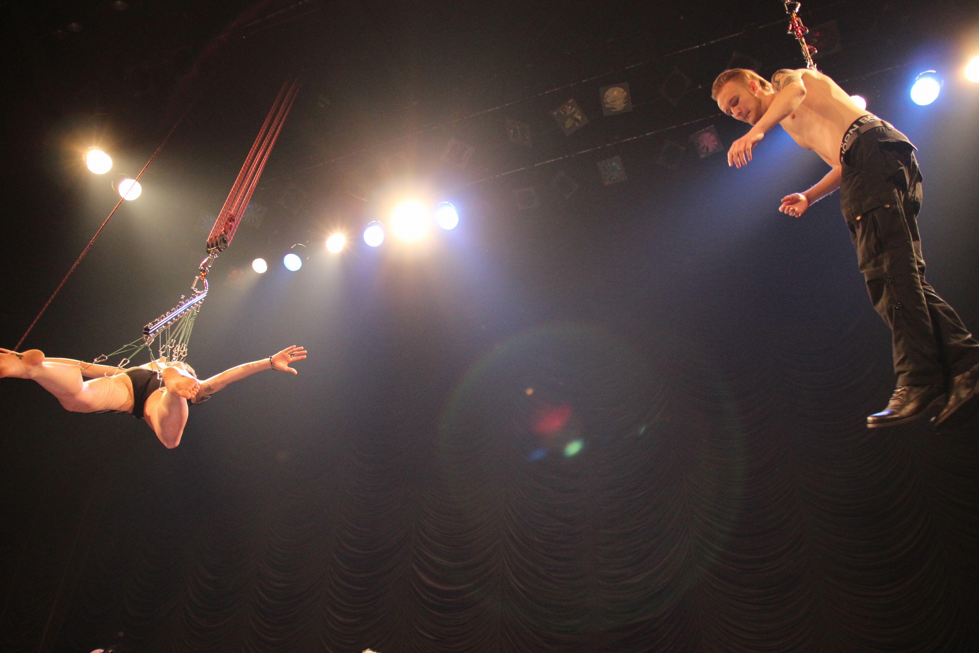 デパートメントH 2099@鶯谷東京キネマ倶楽部 2015年2月~ケロッピー前田氏&THE HOOKERSのサスペンション~