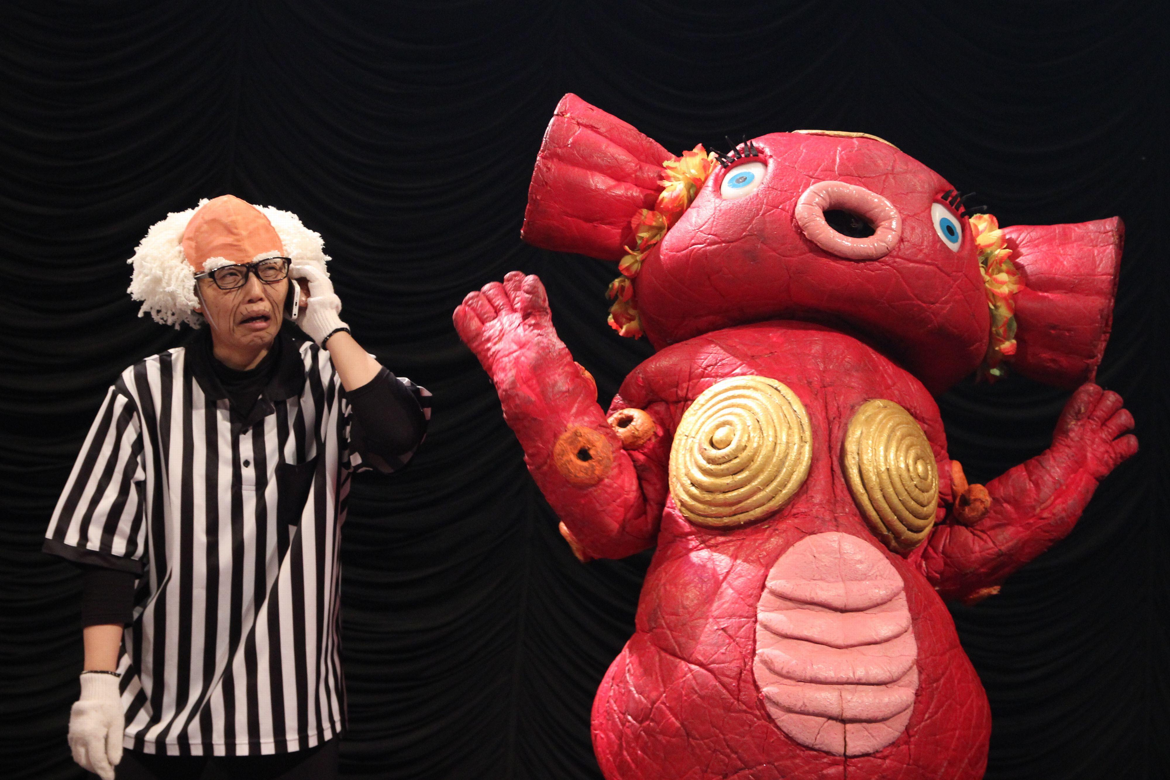 デパートメントH 2099@鶯谷東京キネマ倶楽部 2015年3月~中野貴雄監督のキャットファイト~