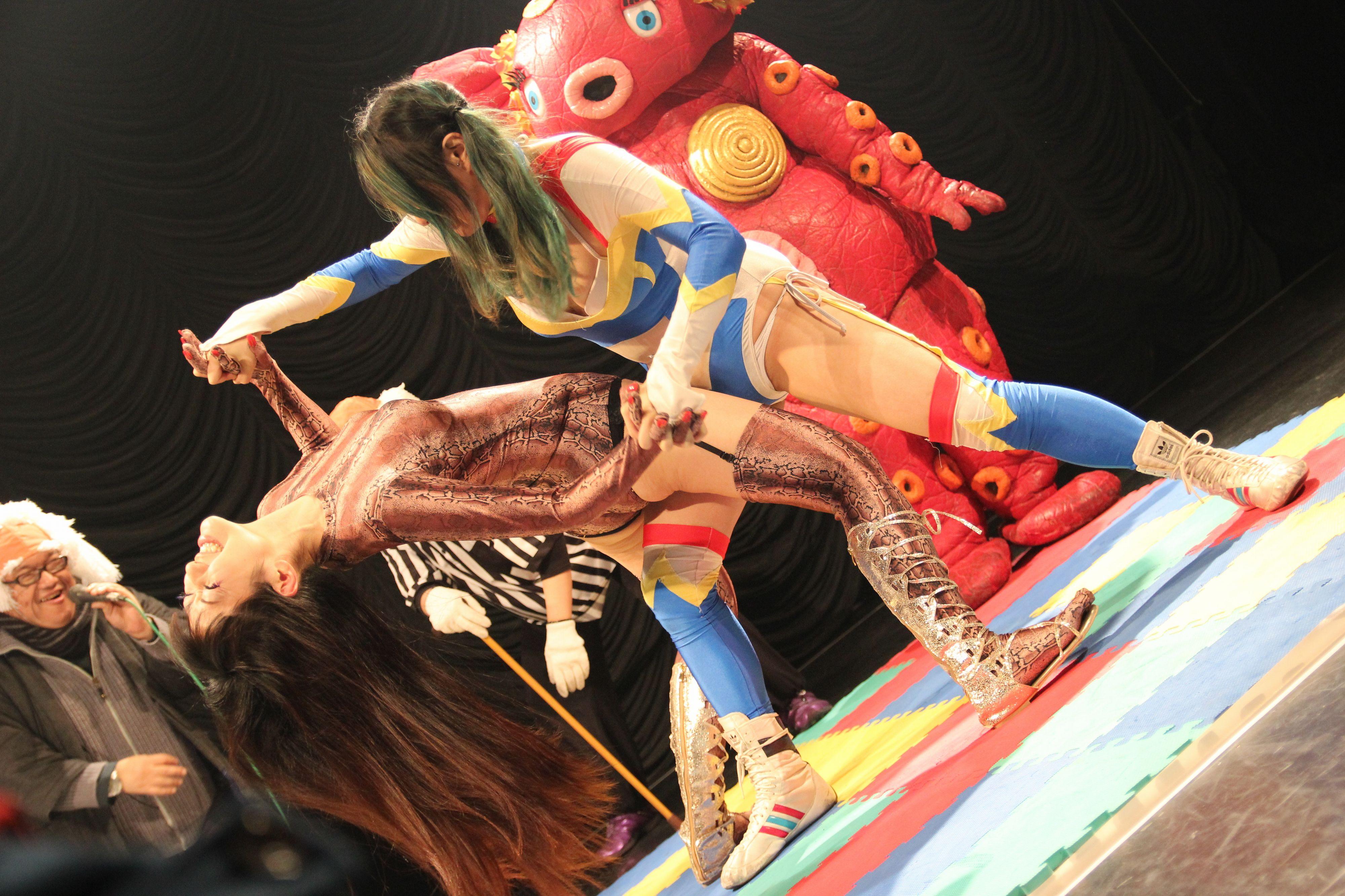 デパートメントH 2099@鶯谷東京キネマ倶楽部 2015年2月~中野貴雄監督のキャットファイト~