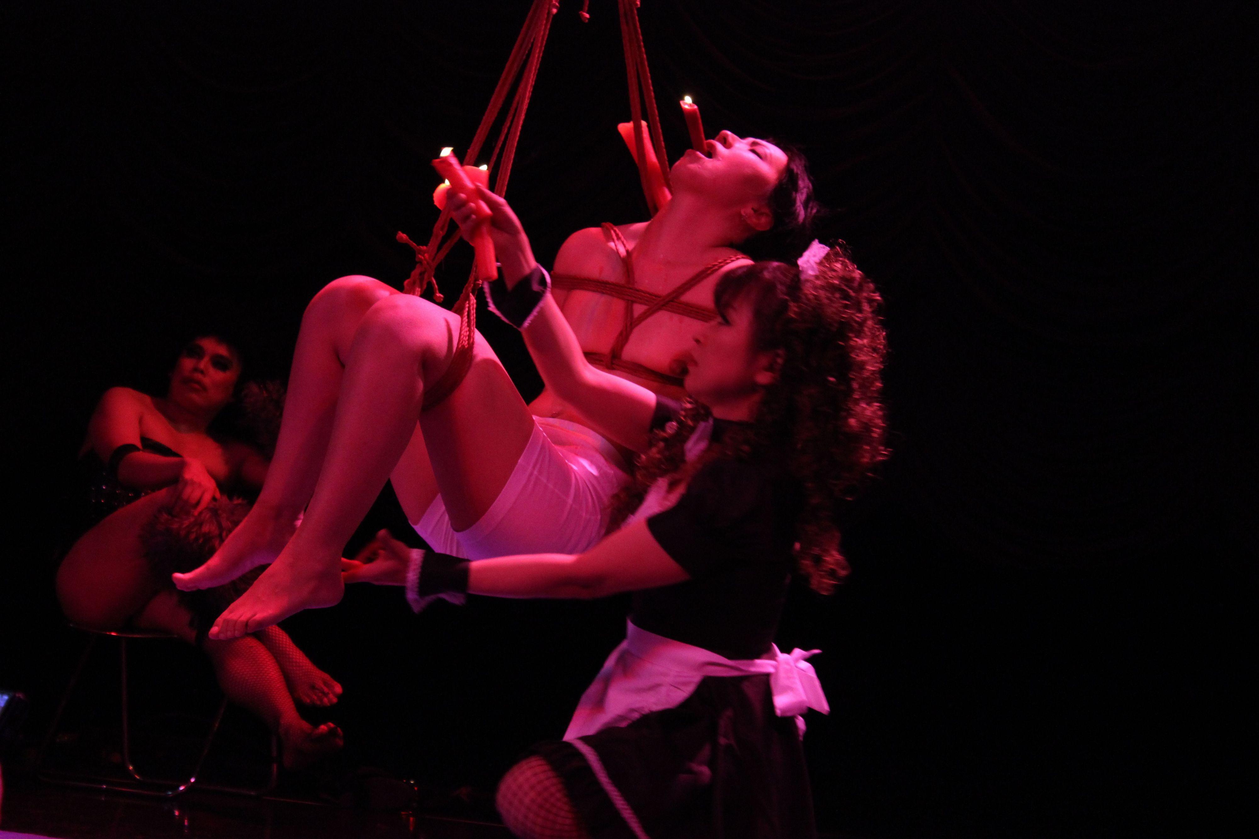 デパートメントH 2099@鶯谷東京キネマ倶楽部 2015年1月~龍崎飛鳥女王様率いる「飛鳥組」と薫女王様によるロッキーホラーショー