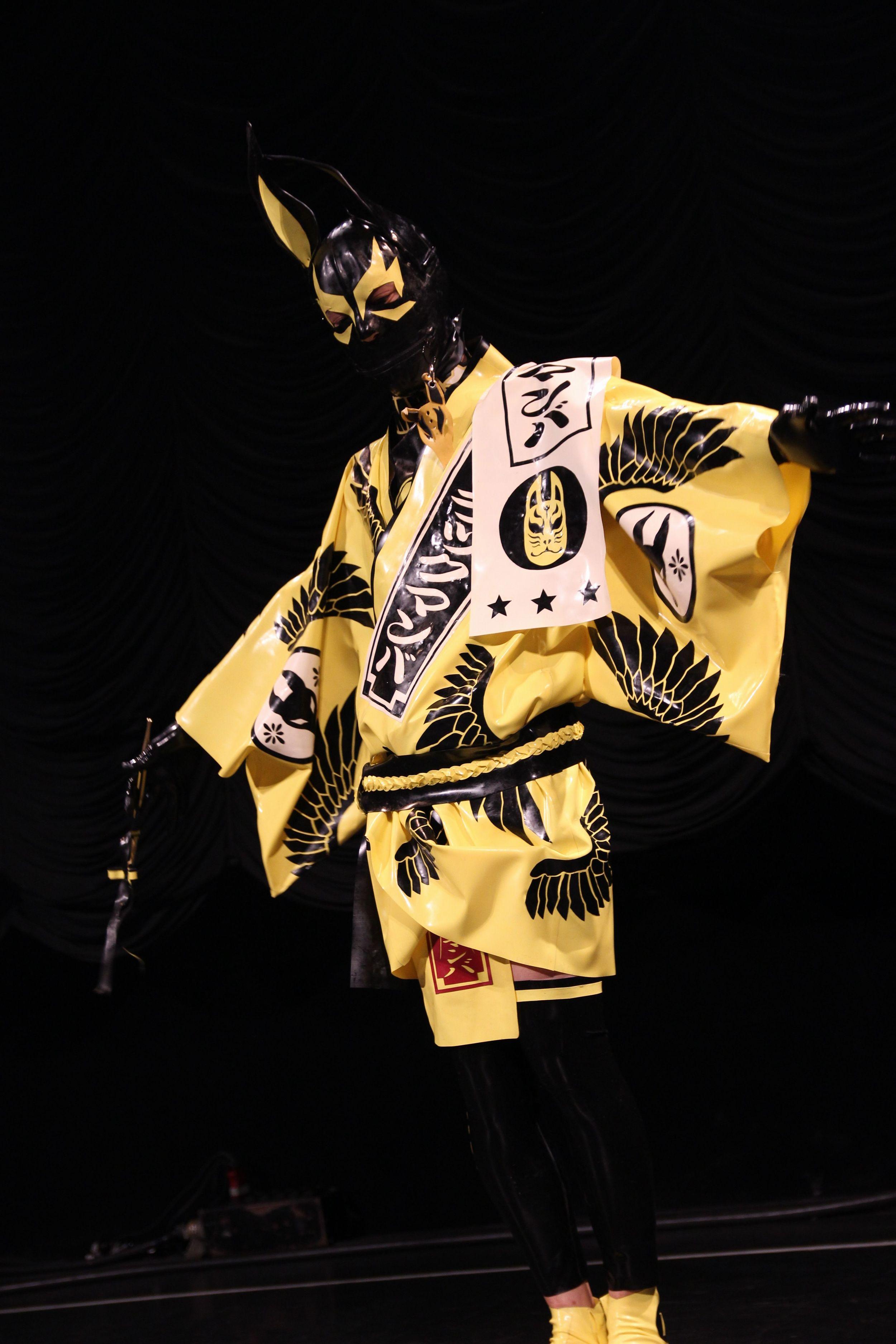 デパートメントH 2099@鶯谷東京キネマ倶楽部 2015年5月~大ゴム祭 サエボーグ/ラバリスト・ウォーキング/Kurageファッションショー