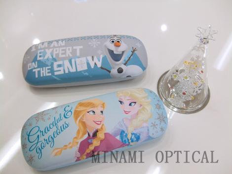 アナと雪の女王 メガネケース 2