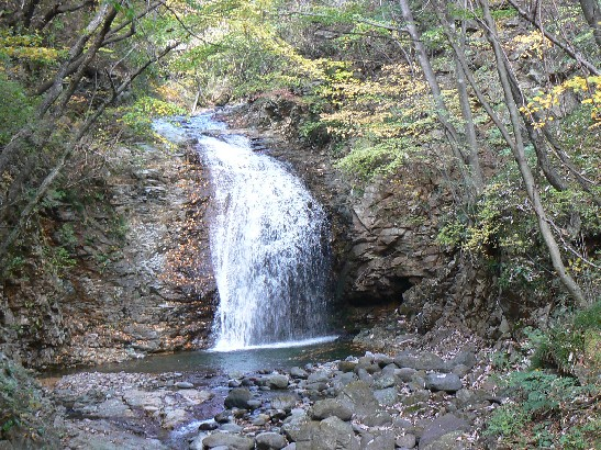 1912竪琴の滝