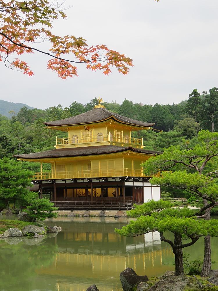 Golden Temple Kyoto Japan 金閣寺 京都