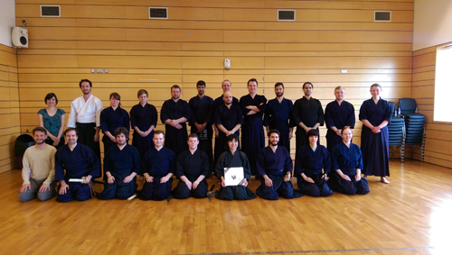 last iaido training2