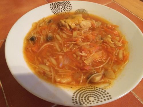 iran soup