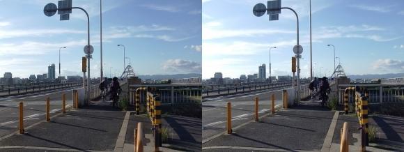 長柄橋(平行法)