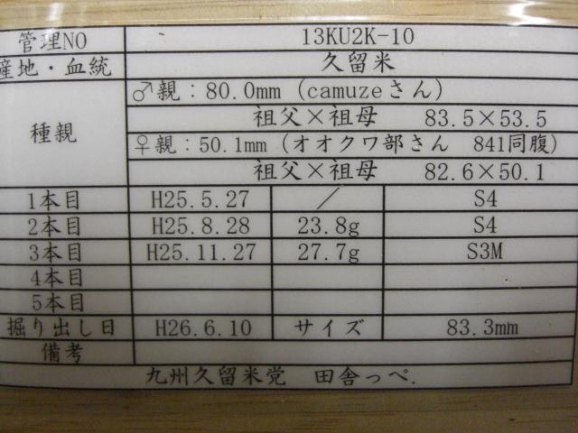 13KU2K-10(管理)