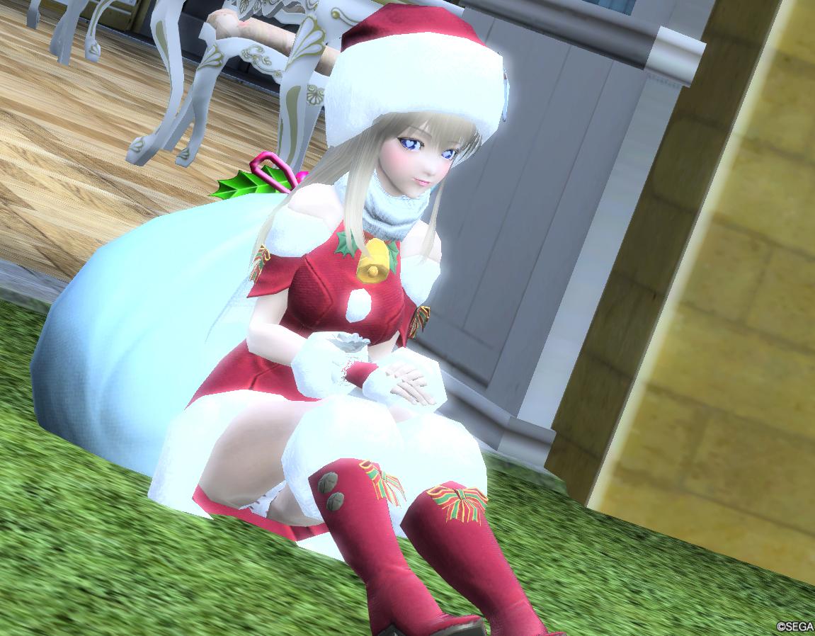 クリスマスサンタ_6