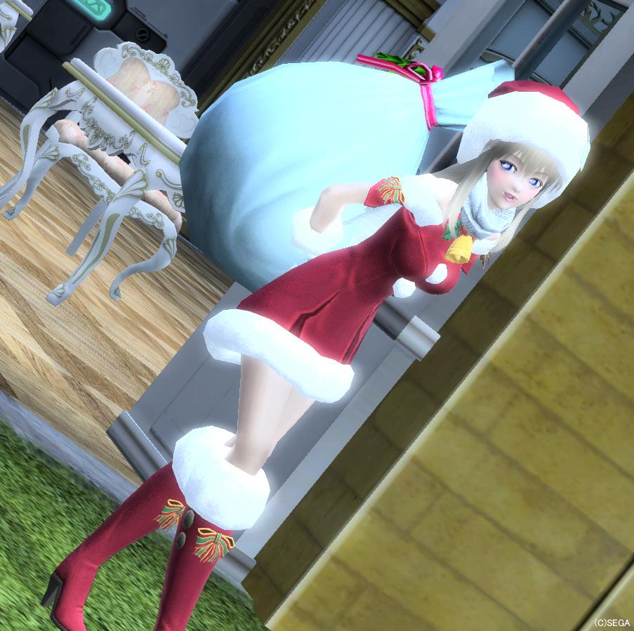 クリスマスサンタ_7