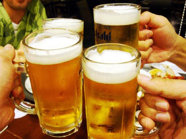 酒を全く飲まない人間がいることが信じられない