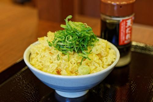 【乞食速報】丸亀製麺 天かす丼 うどん出汁茶漬け付 お値段130円