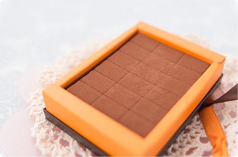 エコール・クリオロ 生チョコ・カフェ・スリム