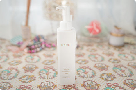 HACCI クレンジングミルク
